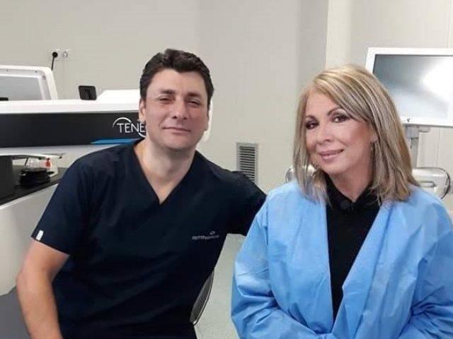 Χειρουργός Οφθαλμίατρος – Δημήτρης Σακελλάρης