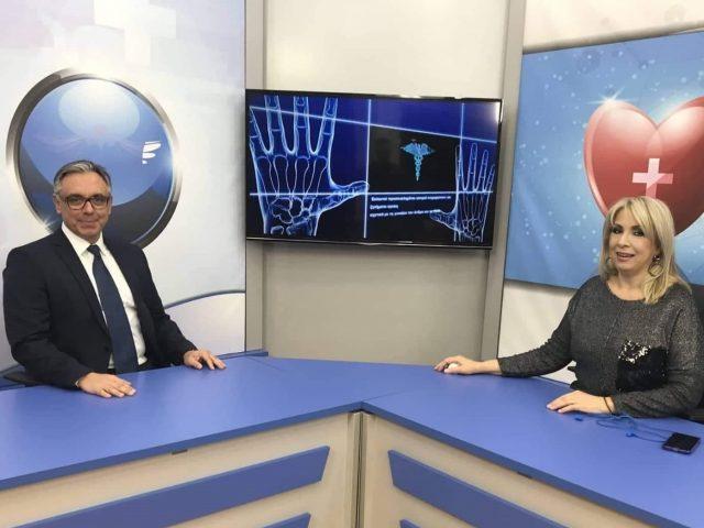 Ηλεκτρονική Τεχνολογία & Αρθροπλαστική Γόνατος